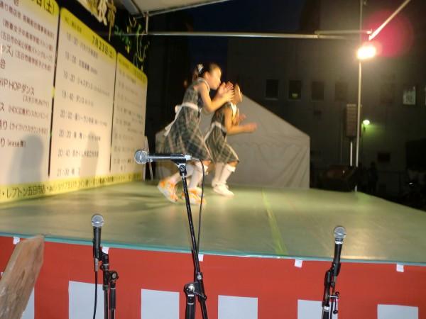 広島ダンスカンパニーコイン通り201105