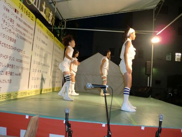 広島ダンスカンパニーコイン通り201106