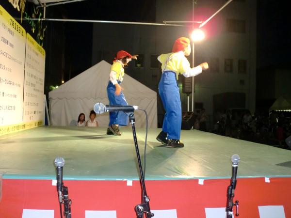 広島ダンスカンパニーコイン通り201107
