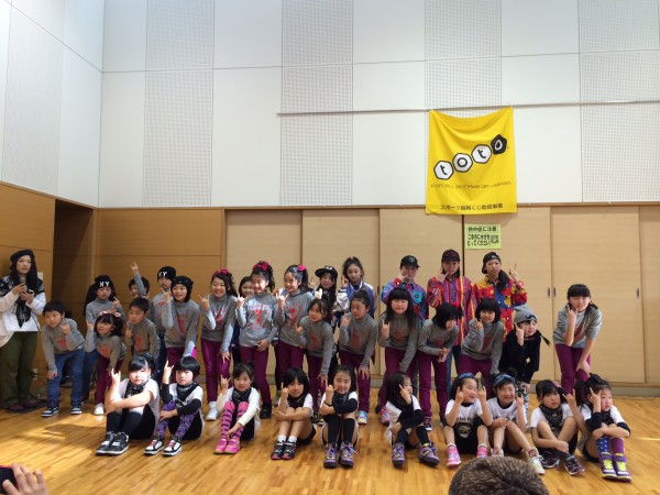 子供 広島 ダンス